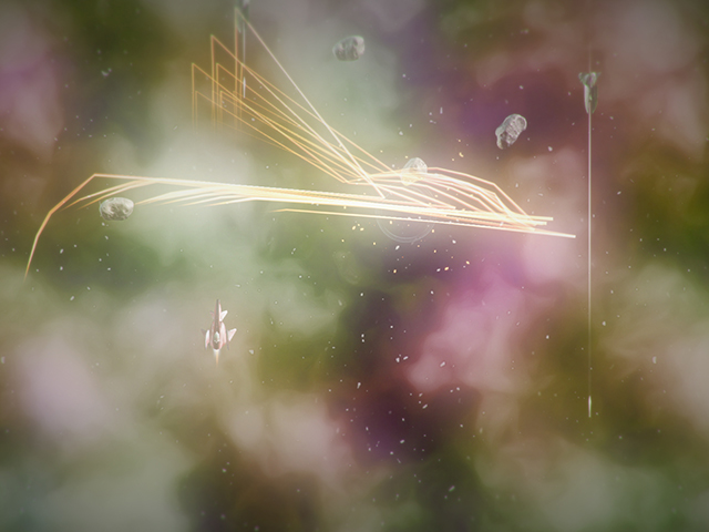 Infinite space poses various dangers - meteorites, ships of bandits, anomalies.